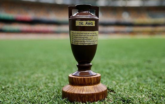 The eduring mystery of the Ashes Urn?
