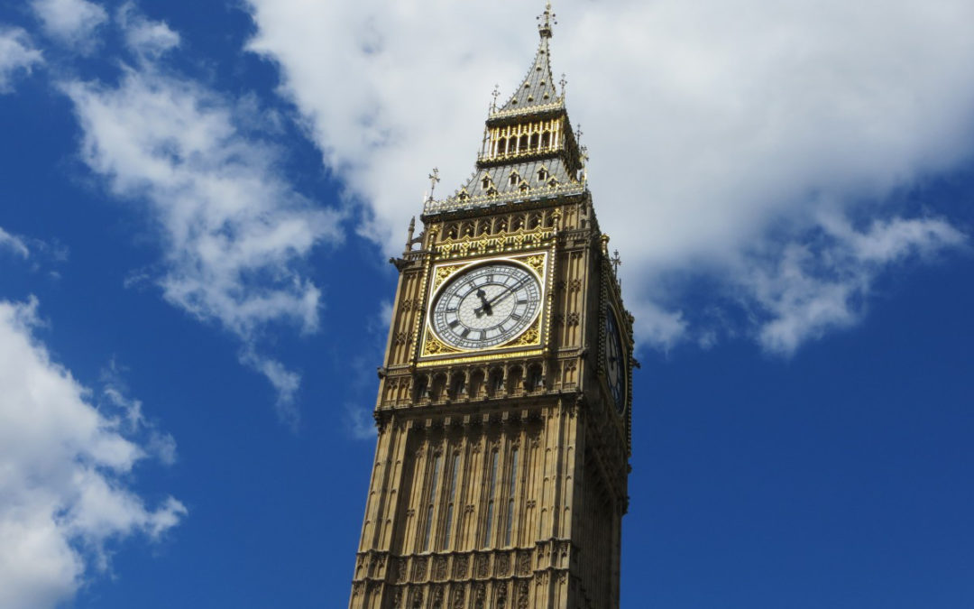 The Day Big Ben falls silent for repairs
